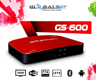 Receptor GlobalSat